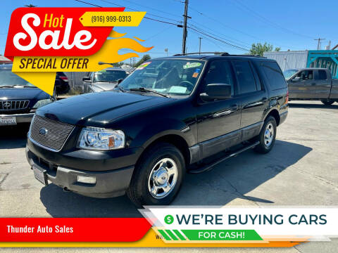 2004 Ford Expedition for sale at Thunder Auto Sales in Sacramento CA