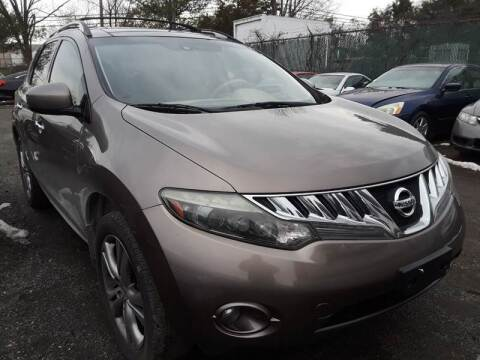 2009 Nissan Murano for sale at M & M Auto Brokers in Chantilly VA