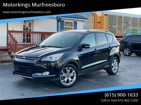 2014 Ford Escape for sale at Motorkings Murfreesboro in Murfreesboro TN