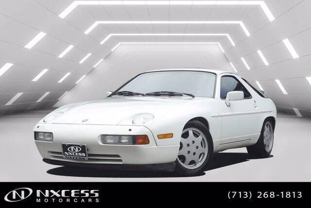 1990 Porsche 928 for sale in Houston, TX