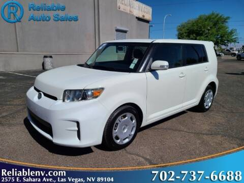 2012 Scion xB for sale at Reliable Auto Sales in Las Vegas NV