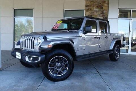 2020 Jeep Gladiator for sale at Griffin Mitsubishi in Monroe NC