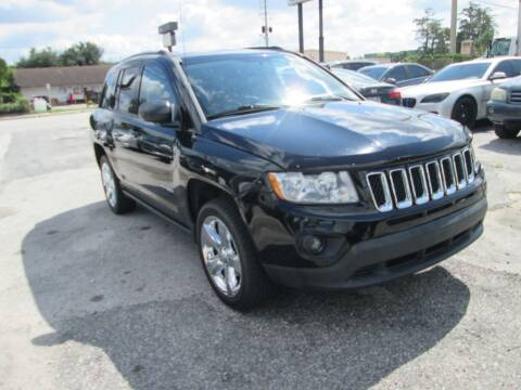 2012 Jeep Compass for sale at Motor Point Auto Sales in Orlando FL