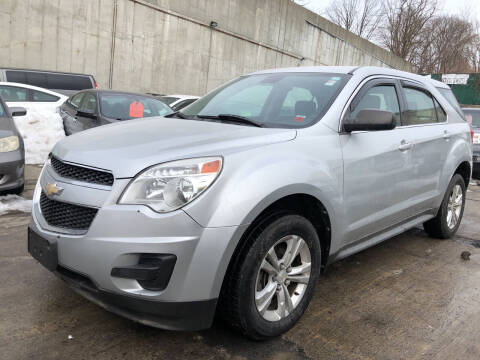 2013 Chevrolet Equinox for sale at Deleon Mich Auto Sales in Yonkers NY