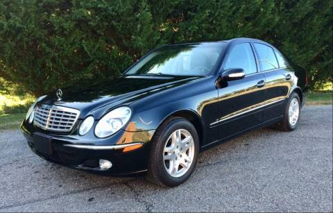 2005 Mercedes-Benz E-Class for sale at 268 Auto Sales in Dobson NC
