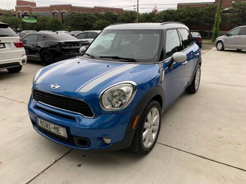 2014 MINI Countryman for sale at Carflex Auto in Charlotte NC