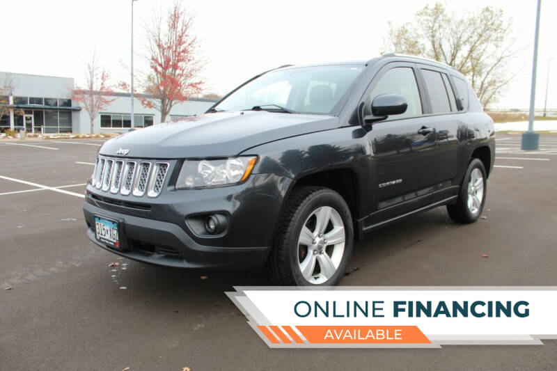 2014 Jeep Compass for sale at K & L Auto Sales in Saint Paul MN