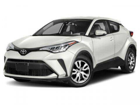 2021 Toyota C-HR for sale at BEAMAN TOYOTA GMC BUICK in Nashville TN