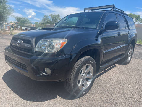 2008 Toyota 4Runner for sale at Tucson Auto Sales in Tucson AZ