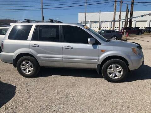 2008 Honda Pilot for sale at Wallers Auto Sales LLC in Dover OH