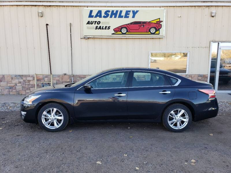 2015 Nissan Altima for sale at Lashley Auto Sales in Mitchell NE