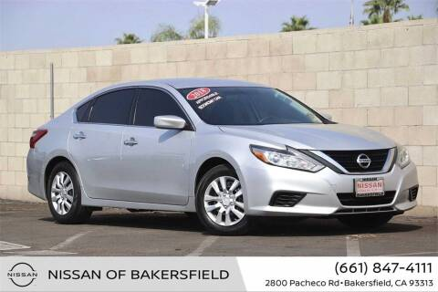 2018 Nissan Altima for sale at Nissan of Bakersfield in Bakersfield CA