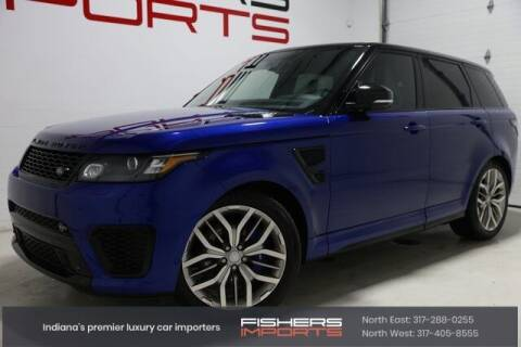 2015 Land Rover Range Rover Sport for sale at Fishers Imports in Fishers IN