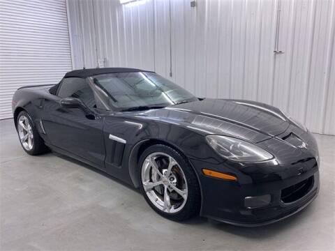 2013 Chevrolet Corvette for sale at JOE BULLARD USED CARS in Mobile AL