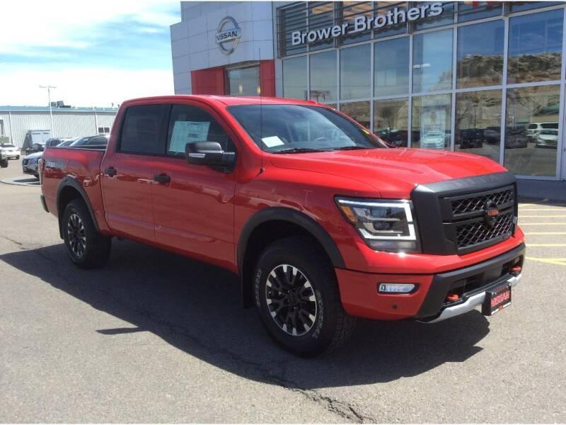 2021 Nissan Titan for sale in Rock Springs, WY