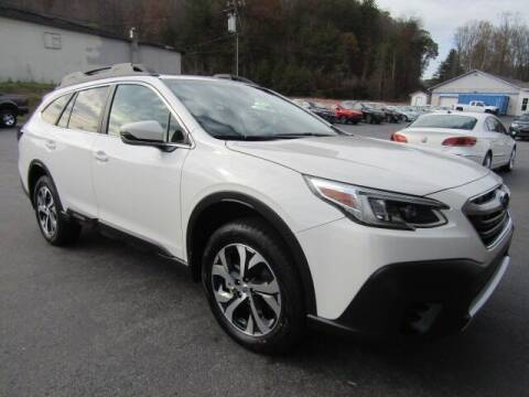 2020 Subaru Outback for sale at Specialty Car Company in North Wilkesboro NC