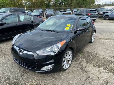 2013 Hyundai Veloster for sale at Car Factory of Latrobe in Latrobe PA