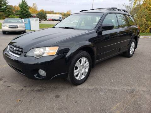2005 Subaru Outback for sale at Finish Line Auto Sales Inc. in Lapeer MI