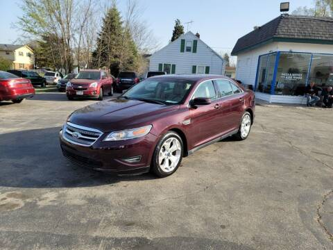 2011 Ford Taurus for sale at MOE MOTORS LLC in South Milwaukee WI