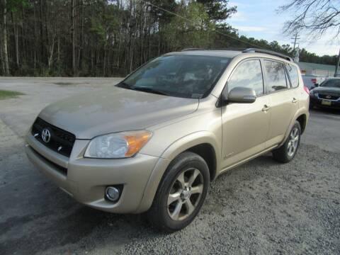 2011 Toyota RAV4 for sale at Bullet Motors Charleston Area in Summerville SC