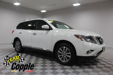 2013 Nissan Pathfinder for sale at Copple Chevrolet GMC Inc in Louisville NE