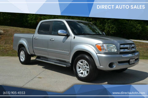 2006 Toyota Tundra for sale at Direct Auto Sales in Franklin TN