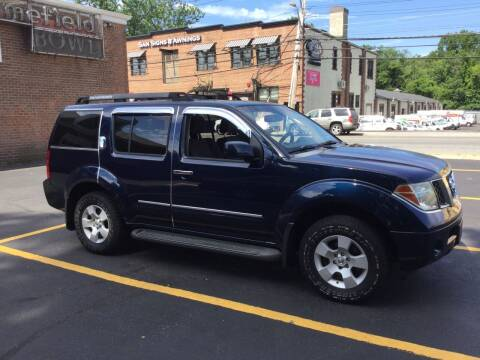 2006 Nissan Pathfinder for sale at Drive Deleon in Yonkers NY