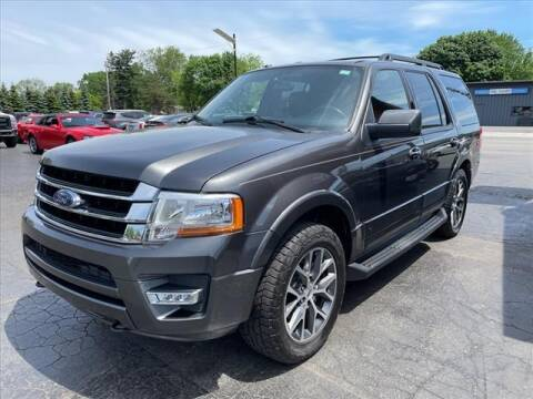 2017 Ford Expedition for sale at HUFF AUTO GROUP in Jackson MI