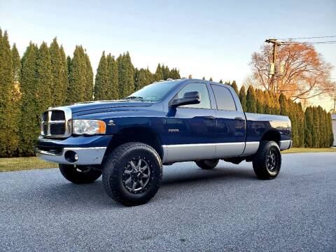 2004 Dodge Ram Pickup 3500 for sale at Kingdom Autohaus LLC in Landisville PA