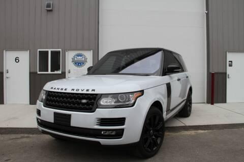2016 Land Rover Range Rover for sale at Misar Motors in Ada MI