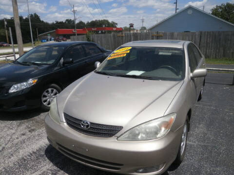 2004 Toyota Camry for sale at Karsnet in Joplin MO