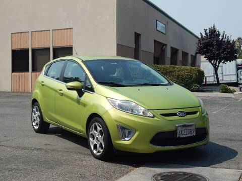 2011 Ford Fiesta for sale at Crow`s Auto Sales in San Jose CA