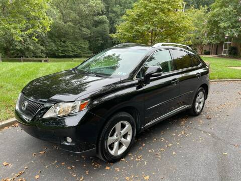 2010 Lexus RX 350 for sale at Bowie Motor Co in Bowie MD