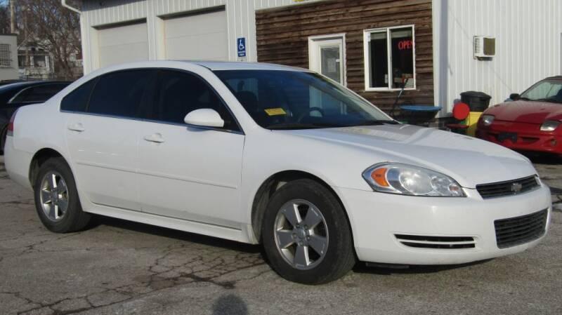 2011 Chevrolet Impala for sale at MTC AUTO SALES in Omaha NE