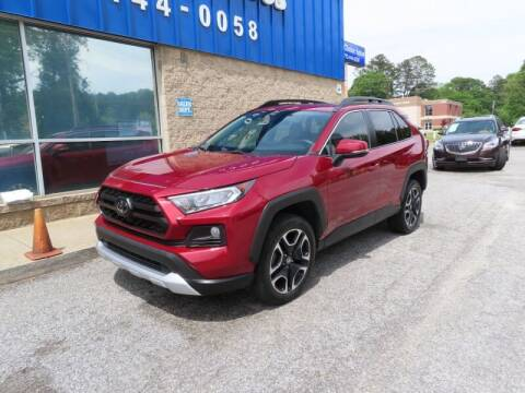 2019 Toyota RAV4 for sale at Southern Auto Solutions - 1st Choice Autos in Marietta GA