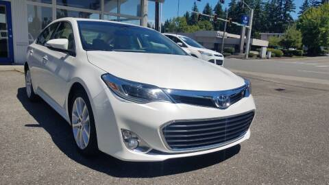 2013 Toyota Avalon for sale at Seattle Auto Deals in Everett WA