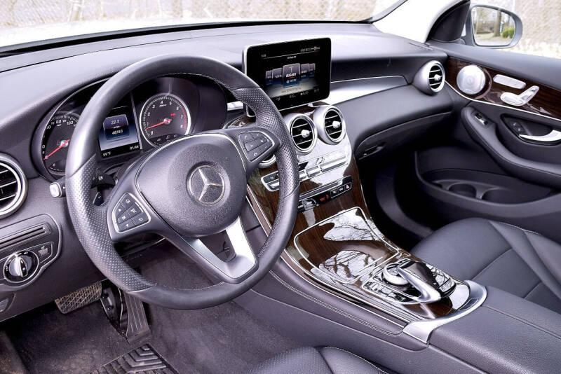 2016 Mercedes-Benz GLC AWD GLC 300 4MATIC 4dr SUV - Columbus OH