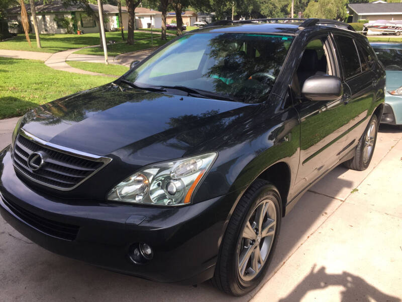 2006 Lexus RX 400h for sale at Regal Cars of Florida-Clearwater Hybrids in Clearwater FL