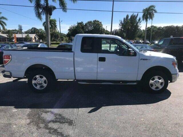2013 Ford F-150 for sale at Denny's Auto Sales in Fort Myers FL
