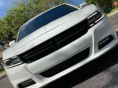 2018 Dodge Charger for sale at HIGH PERFORMANCE MOTORS in Hollywood FL