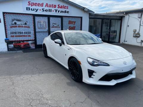 2017 Toyota 86 for sale at Speed Auto Sales in El Cajon CA