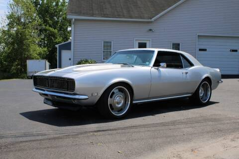 1968 Chevrolet Camaro for sale at Great Lakes Classic Cars & Detail Shop in Hilton NY