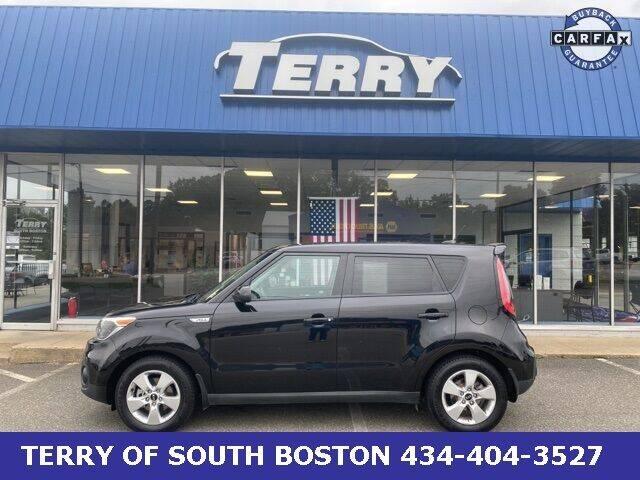 2018 Kia Soul for sale at Terry of South Boston in South Boston VA