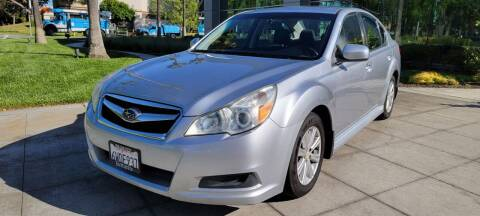 2012 Subaru Legacy for sale at Top Motors in San Jose CA
