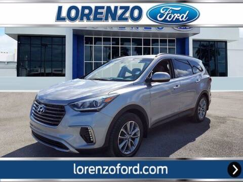 2018 Hyundai Santa Fe for sale at Lorenzo Ford in Homestead FL