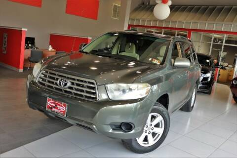 2010 Toyota Highlander for sale at Quality Auto Center in Springfield NJ