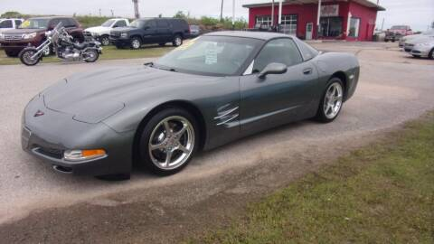 2004 Chevrolet Corvette for sale at 6 D's Auto Sales MANNFORD in Mannford OK
