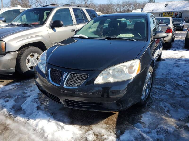 2007 Pontiac G6 for sale at ASAP AUTO SALES in Muskegon MI