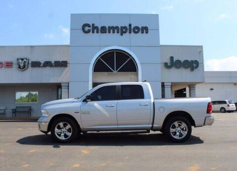 2018 RAM Ram Pickup 1500 for sale at Champion Chevrolet in Athens AL