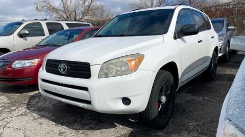2006 Toyota RAV4 for sale at In Motion Sales LLC in Olathe KS